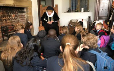 Year 7 History Trip to Manor Lodge