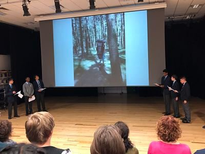 Duke of Edinburgh Presentations