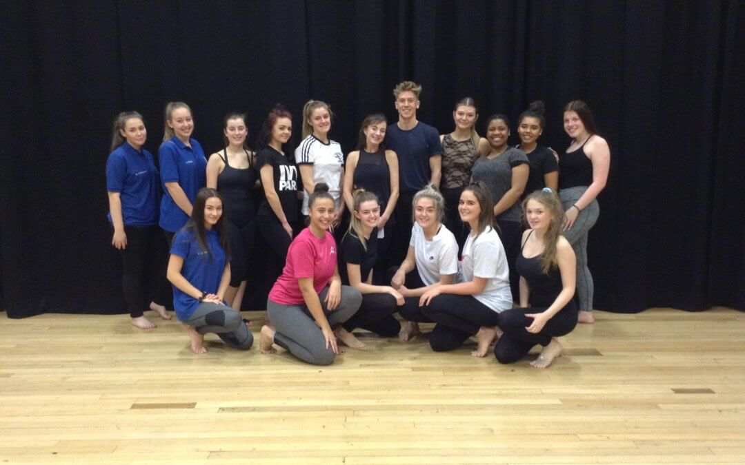 Dance Workshop with Matthew Bourne's New Adventures Company