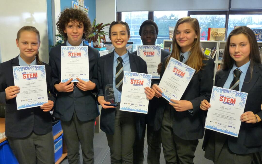 Year 9 Subsea STEM Challenge Winners