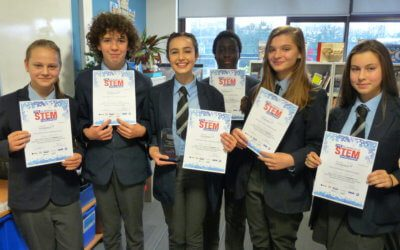 Year 9 Subsea STEM Challenge Winners
