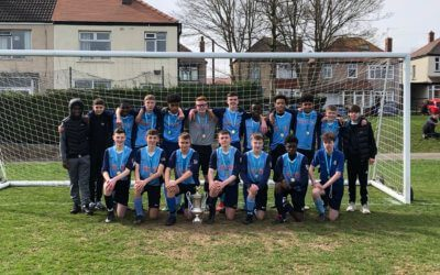 Year 8 and Year 10 Cup Success