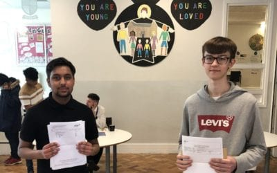 A Level and GCSE Results Success