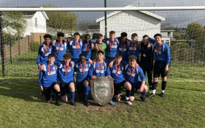 Year 11 Clegg Shield Winners!